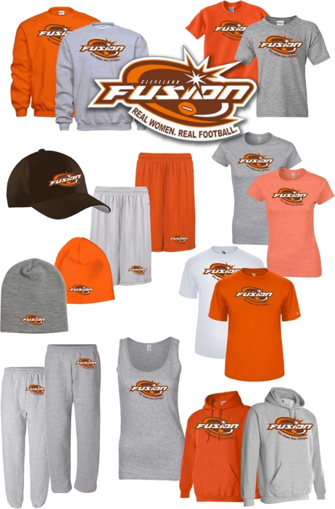 cleveland fusion merchandise