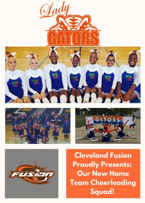 Lady Gators Cheer Squad