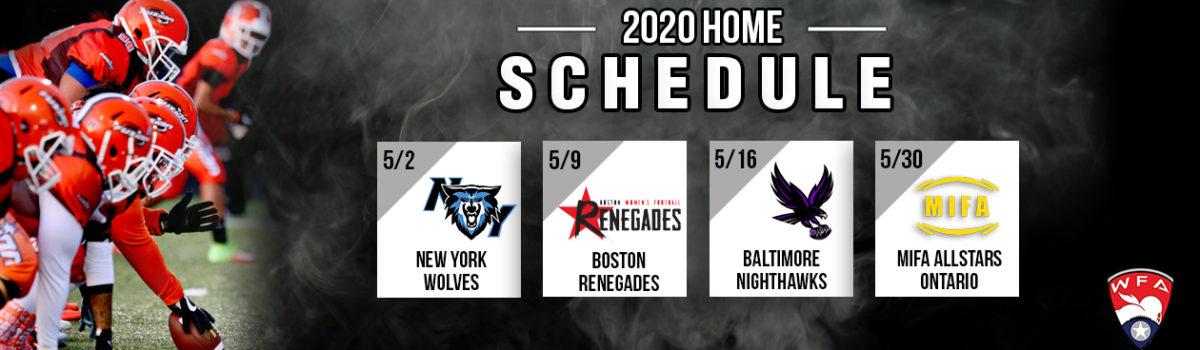 Fusion 2020 timetable